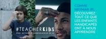 Neymar s'engage pour l'école accessible à tous les enfants